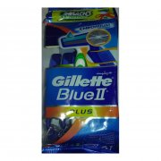 Gillette Blue2-ژیلت بلو2 پلاس 5+1