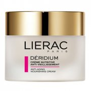 LIERAC DERIDIUM ANTI AGING NOURISHING CREAM- کرم ضد چروک و مغذی دری دیوم لیراک