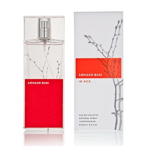 In Red Armand Basi for women-عطر آرماند باسی این رد زنانه
