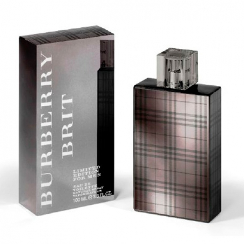 Brit Limited Edition Burberry for men-ادکلن باربری بریت لیمیت ادیشن مردانه