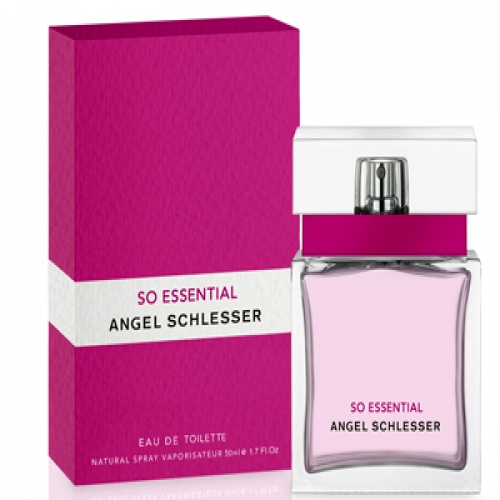 Angel Schlesser So Essential for women-عطر آنجل شلیسر سو اسنشیال زنانه