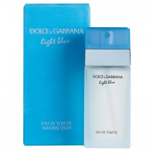 Dolce & Gabbana Light Blue for women-عطر زنانه دولچه گابانا لایت بلو