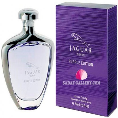 Purple Edition Women-جگوار پارپلی ادیشن
