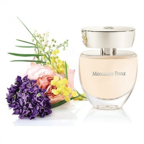 Mercedes Benz for woman EDP-مرسدس بنزفور ومن ادو پرفیوم (زنانه)