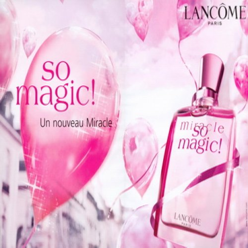 miracle so magic Lancome -عطر لانکوم میراکل سو مجیک زنانه