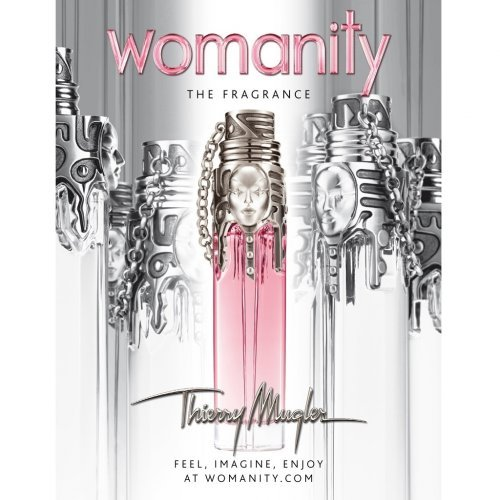 Thierry Mugler Womanity EDP-تری موگلر وومنیتی ادو پرفیوم