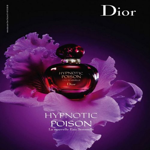 Hypnotic Poison Eau Sensuelle Dior for women-عطر دیور هیپنوتیک پویزن سنشوال زنانه