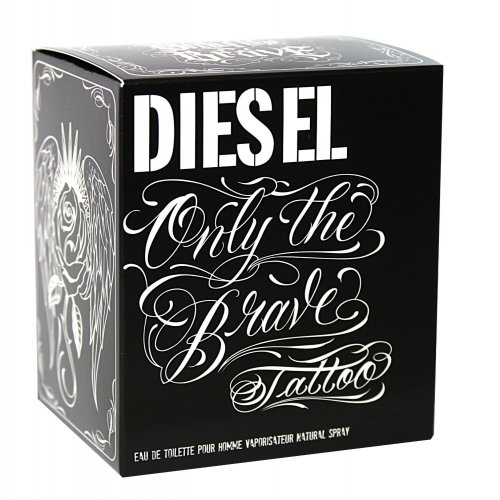 Only The Brave Tattoo Diesel for Men-ادکلن دیزل آنلی بریو تاتو مردانه
