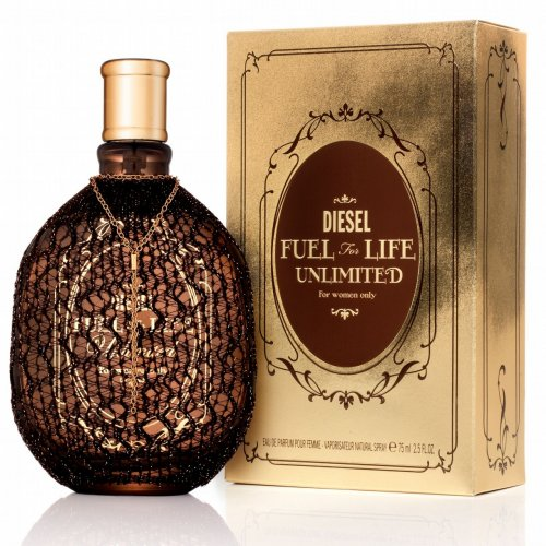 Fuel For Life Unlimited for women-عطر و ادکلن زنانه دیزل فیول فور لایف آن لیمیتد زنانه