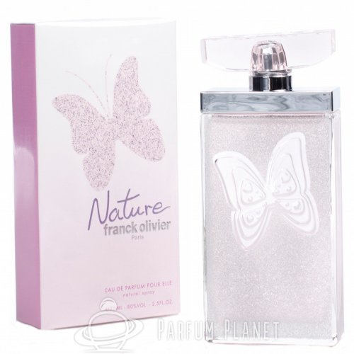 Nature Franck Olivier for women-عطر فرانک اولیور نیچر زنانه