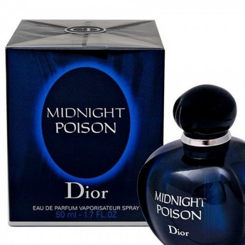 Midnight Poison Dior for women-عطر دیور میدنایت پویزن زنانه