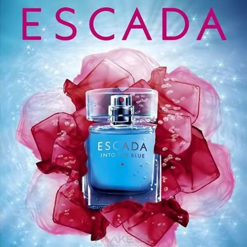 Into the Blue Escada for women-عطر اسکادا اینتو بلو زنانه