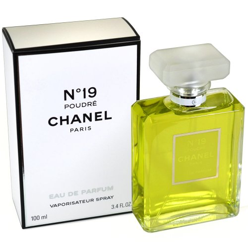 Chanel N°19 Poudre for women -عطر زنانه شنل نامبر 19