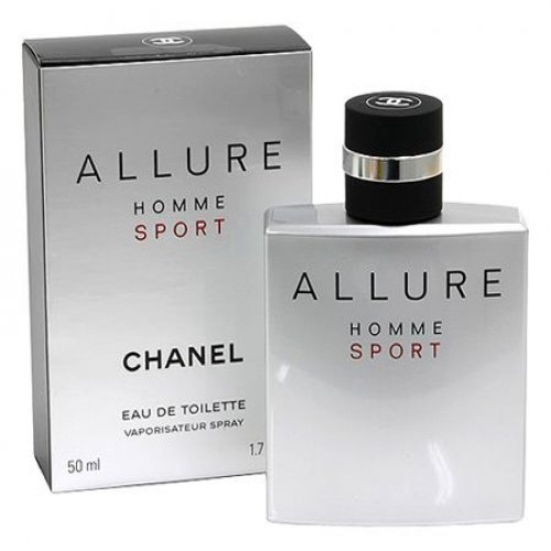 Chanel Allure Homme Sport -ادکلن مردانه شنل الور هوم اسپرت