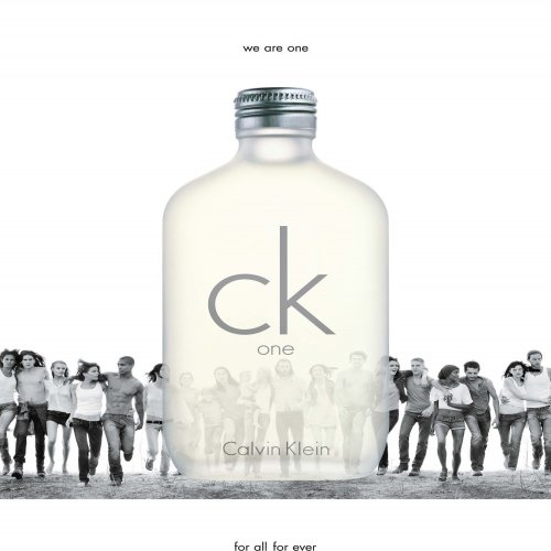 CK One Calvin klein for men&women- ادکلن کلوین کلاین وان (سی کی وان)  زنانه - مردانه