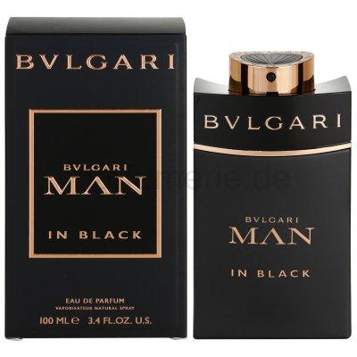 Bvlgari عطر مردانه Man In Black 100ml EDP |