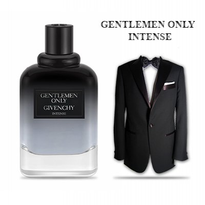 Gentlemen Only Intense Givenchy-جیونچی جنتلمن اونلی اینتنس