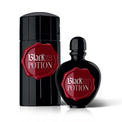Black XS Potion for women-عطر پاکو رابان بلک ایکس اس پوشن زنانه