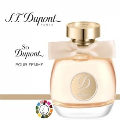 So Dupont Pour Femme S.T. Dupont for women-استی دوپونت سو دوپونت پور فم (استی سو دوپوند فمه)