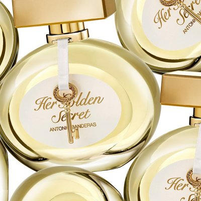 Her Golden Secret-عطر زنانه آنتونیو باندراس گلدن سکرت هر
