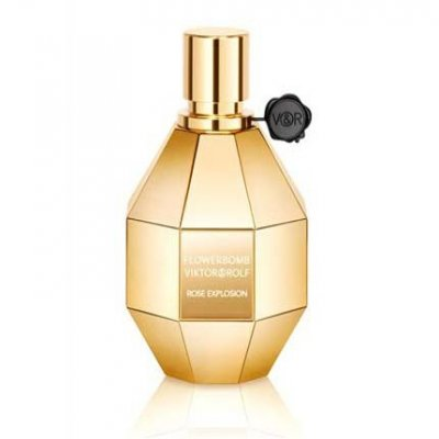 Flowerbomb Rose Explosion for women-عطر زنانه ویکتور اند رولف فلاور بمب رز اکسپلوشن