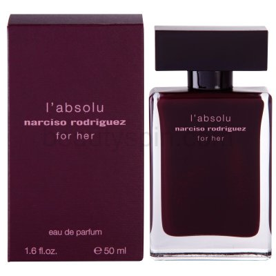 Narciso Rodriguez For Her L'Absolu-عطر زنانه نارسیس رودریگرز له ابسولو