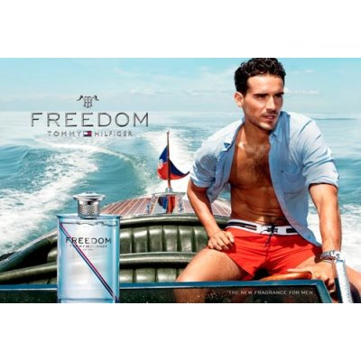Freedomُ Tommy for men-ادکلن تامی هیلفیگر فریدام مردانه