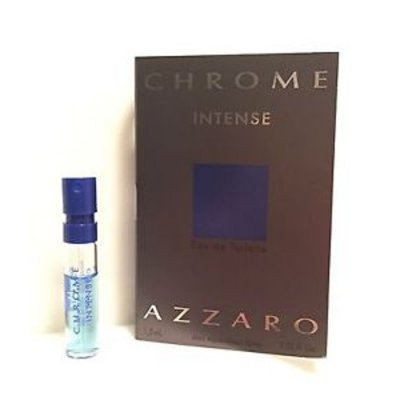Chrome Intense for men Sample-سمپل آزارو کروم اینتنس مردانه