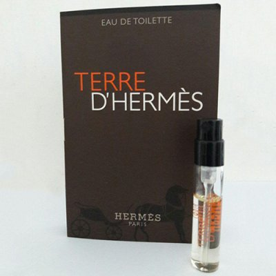 Terre D`Hermes EDT Sample -سمپل تق هرمس ادو تویلت مردانه
