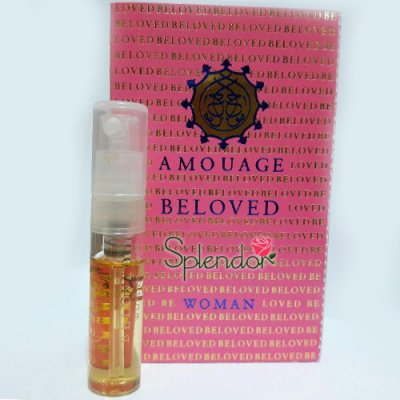 Beloved Amouage For Woman Sample-سمپل آمواج بی لاود زنانه