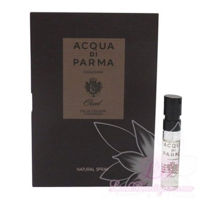 Acqua Di Parma Oud Sample	-سمپل آکوا دی پارما عود