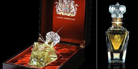 عطر  Imperial Majesty Clive Chiristian-گران قیمت ترین عطر دنیا